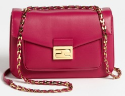 Fendi Be Baguette Bag, Pink
