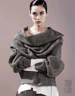 Vogue China August 2013-Menswear Inspiration