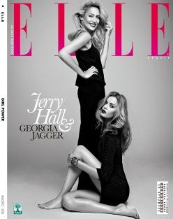Elle Brazil August 2013