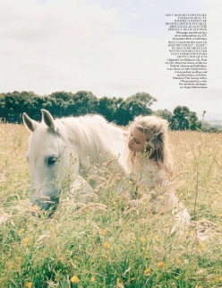Vogue UK October 2013-Dream A Little Dream