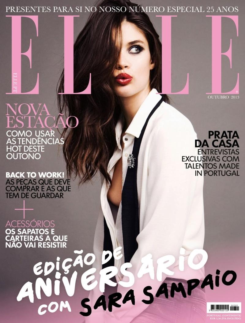Elle Portugal October 2013