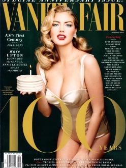 US Vanity Fair October 2013-The Maiden On The Moon