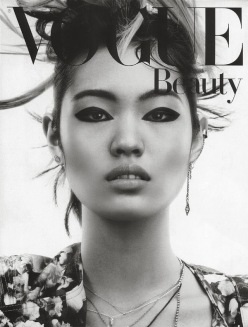 Vogue Japan November 2013-The Destiny Of Punk