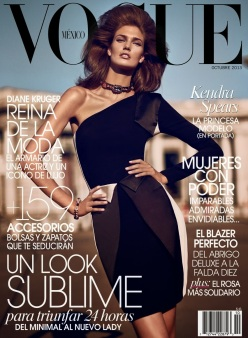 Vogue Mexico October 2013