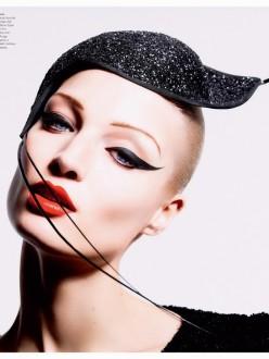 Melissa Tammerjin for Mixte Autumn/Winter 2013
