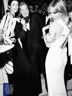 Mario Testino, Sienna Miller and Stella Tennant-Vanity Fair September 2013