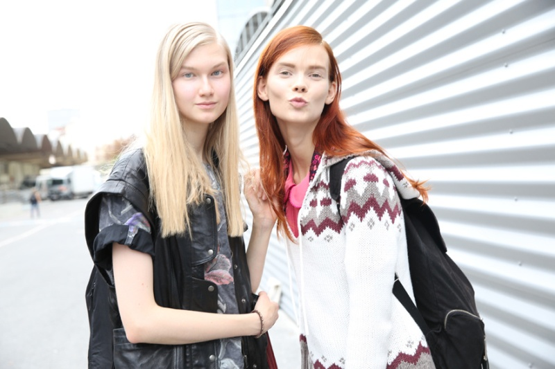 Street Looks at Paris Fashion Week: Day 1 & 2