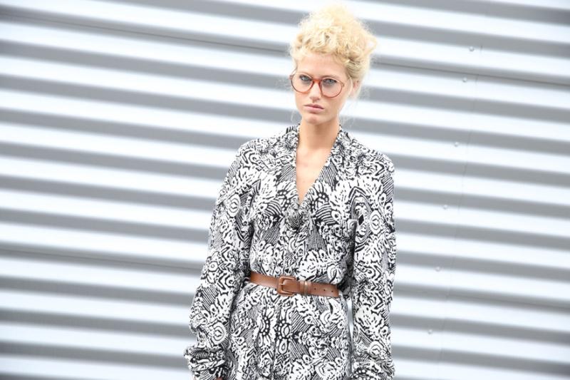 Street Looks at Paris Fashion Week: Day 1 & 2