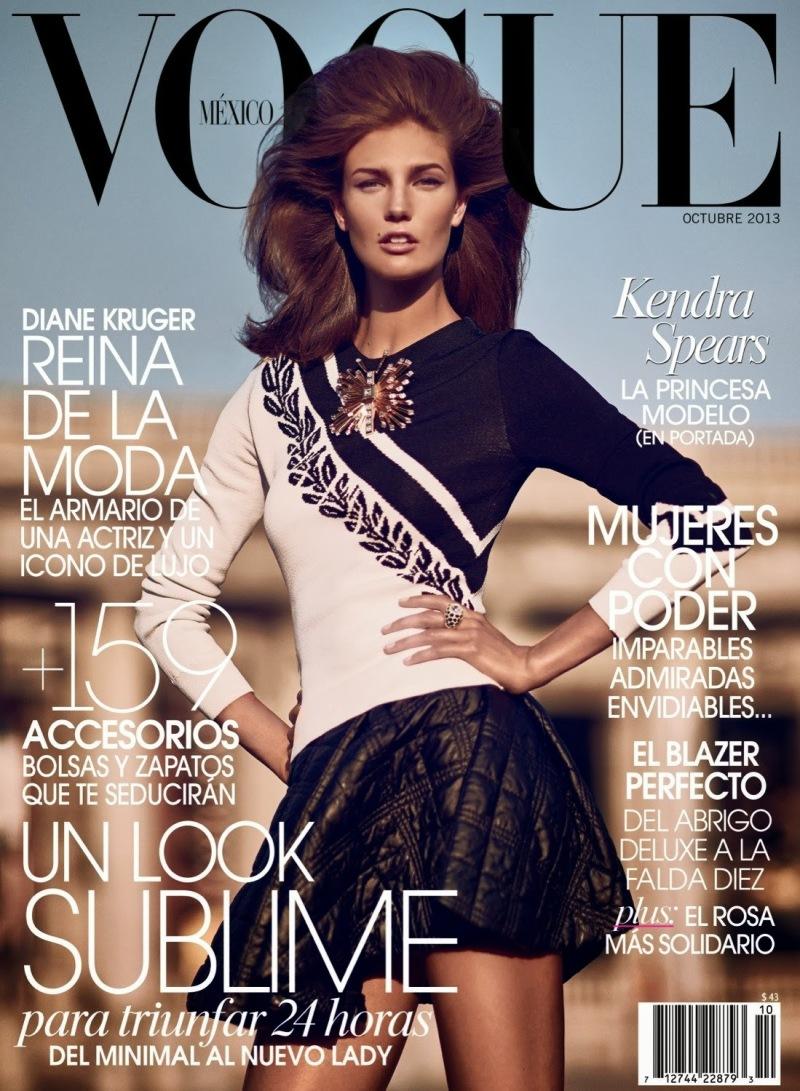 Vogue Mexico October 2013