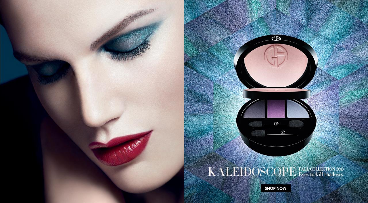 Saskia De Brauw for Giorgio Armani Beauty FW 2013 Ad ...
