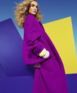 Harper's Bazaar September 2013-The New Hues