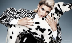 Harper's Bazaar Latin America October 2013-Cruella's Daughter