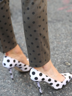Street Looks at New York Fashion Week, Day 7