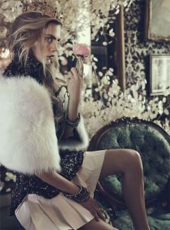 Vogue Australia October 2013