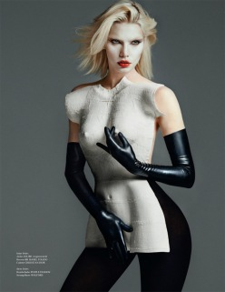 Aline Weber for Tush Magazine Fall 2013