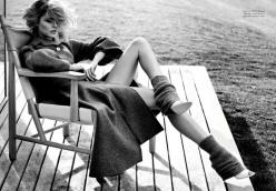 Lydia Willemina for Harper's Bazaar Australia 2013