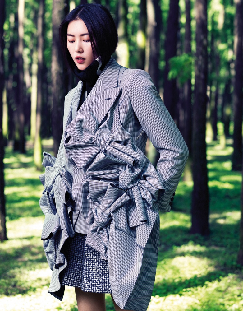 Grazia China September 2013-Inside/Outside