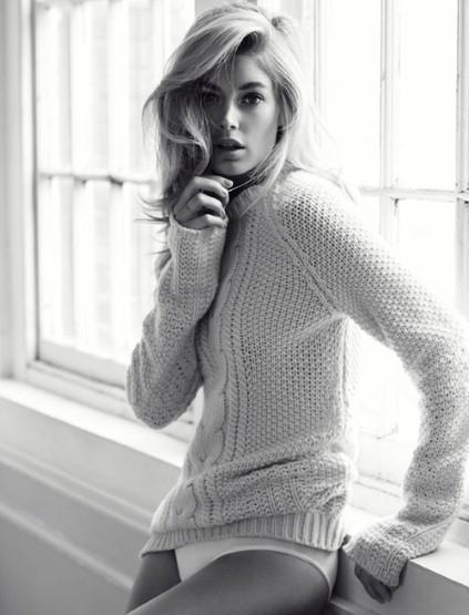 Telegraph Fashion F/W 2013-Angel Face