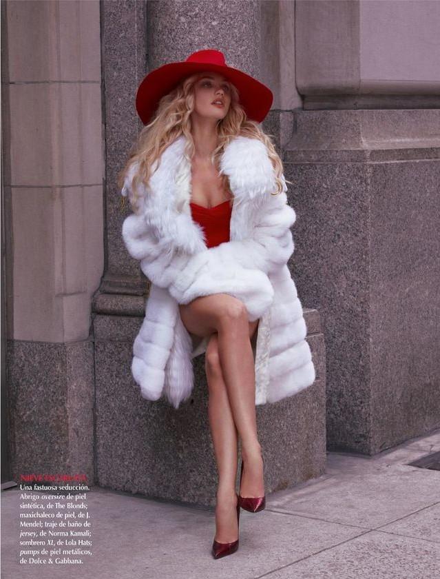 Vogue Mexico September 2013-Espiritu De Fuego