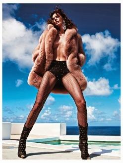 Vogue Paris October 2013-Extreme