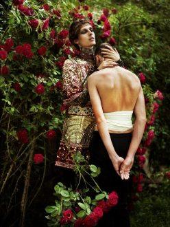 Vogue Ukraine September 2013