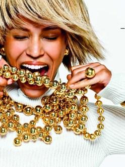 Joan As Tina Turner-V magazine Fall 2013 Issue