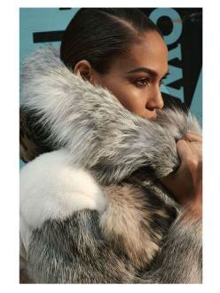 Joan Smalls for Another Magazine A/I 2013.14