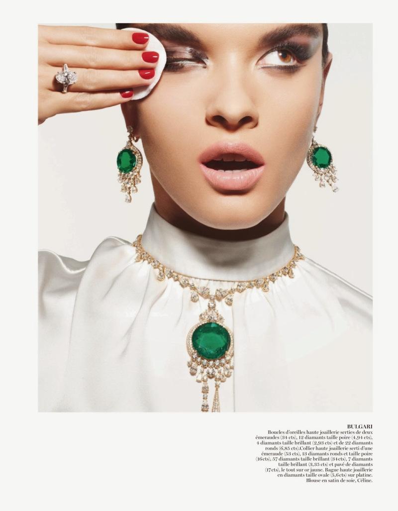 Vogue Paris October 2013