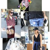 Street Looks at Milan Fashion Week Spring/Summer 2014 (day 6)