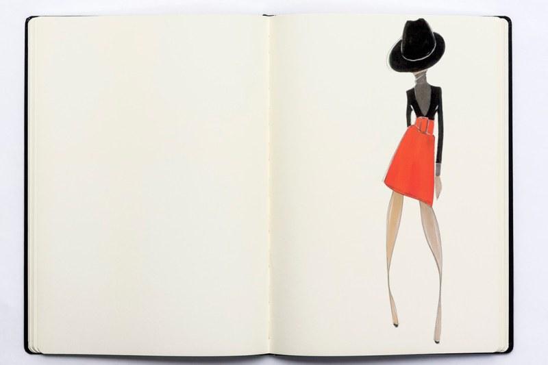 Inside Giambattista Valli's Book