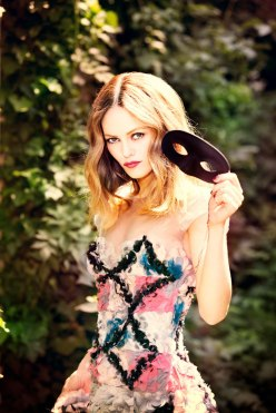 Vanessa Paradis by Ellen Von Unwerth for Madame Figaro
