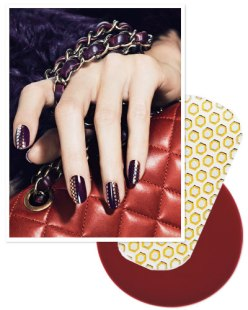 Beauty Trends 2013-Nail Art and Manicure Design