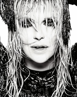 Courtney Love by Francesco Carrozzini for Interview Russia November 2013