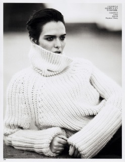 Sam Rollinson for Vogue China November 2013