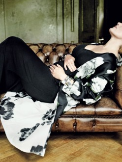 Kate Winslet for Vogue US November 2013