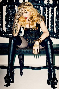 Madonna for Harper's Bazaar US November 2013-Truth or Dare?