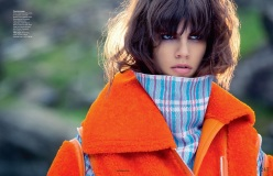 Antonina Petkovic for Elle Uk November 2013-Wonderlust