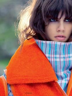 Antonina Petkovic for Elle Uk November 2013-Wonderlust