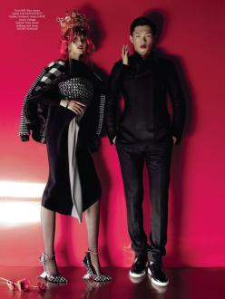 Gangs Of New Looks-CR Fashion Book Fall/Winter 2013 Issue