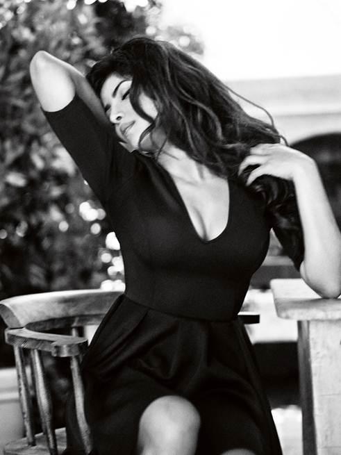 Priyanka Chopra The New Face Of Guess Holiday 2013 Campaign
