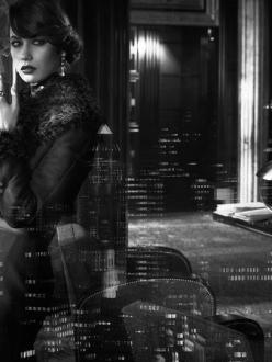 Olga Kurylenko for Vanity Fair France October 2013