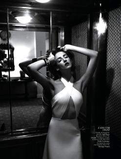Cris Herrmann for Harper's Bazaar Brazil October 2013-Hotel De Estilo