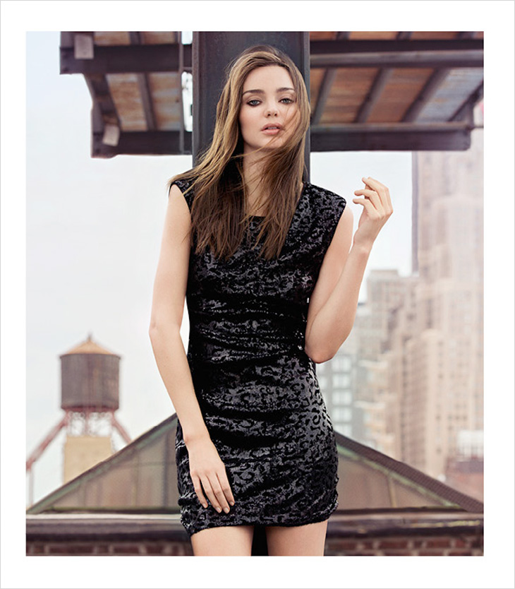 Miranda Kerr for Mango Winter 2013 Collection | A Stairway ... Miranda Kerr Collection