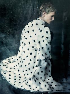 Saskia De Brauw for Purple Fashion Fall 2013