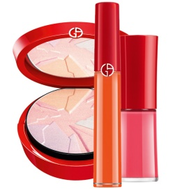 Girogio Armani 'Eccentrico' Makeup Collection for Spring 2014