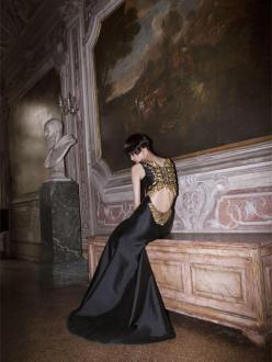 Wang Xiao for Bergdorf Goodman Fall/Winter 2013