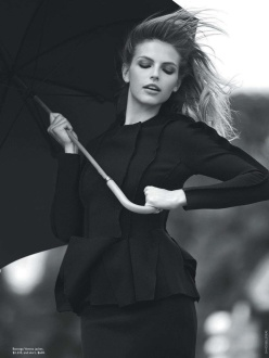 French Dressing by David Bellemere-Vogue Australia November 2013 Issue