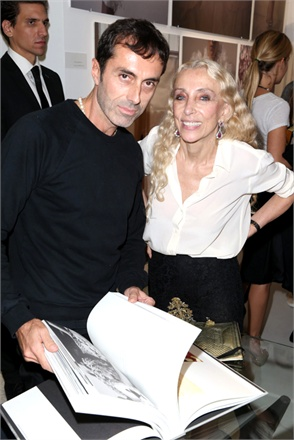 Giambattista Valli and Franca Sozzani
