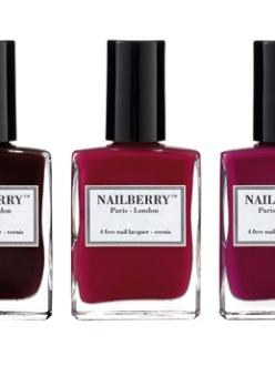 Nailberry nail varnish