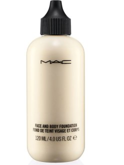 MAC Face and Body Foundation in White, £27
